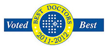 Voted Best Doctor 2012