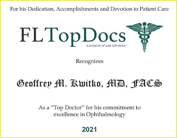 Florida Top Docs 2021